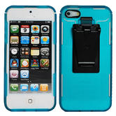 Nite Ize Connect Case for iPhone 5 Turquoise Translucent