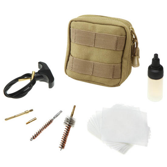 Condor Recon Gun Cleaning Kit Coyote