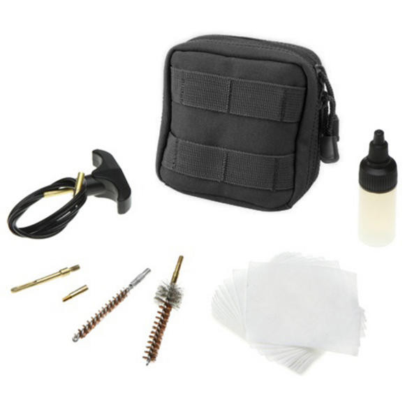 Condor Recon Gun Cleaning Kit Black