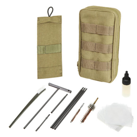 Condor Expedition Gun Cleaning Kit Coyote