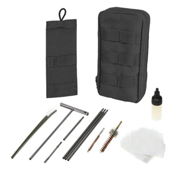 Condor Expedition Gun Cleaning Kit Black