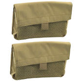 Condor Mesh Insert Utility Pouch Coyote