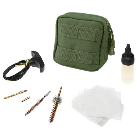 Condor Recon Gun Cleaning Kit Olive Drab