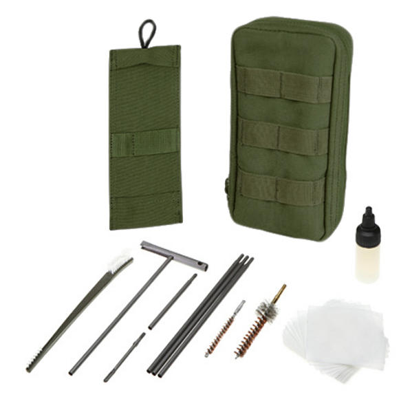 Condor Expedition Gun Cleaning Kit Olive Drab