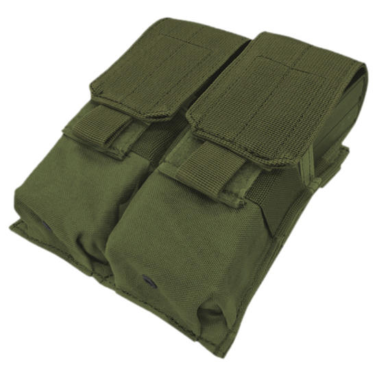 Condor Double M4/M16 Magazine Pouch MOLLE Olive Drab