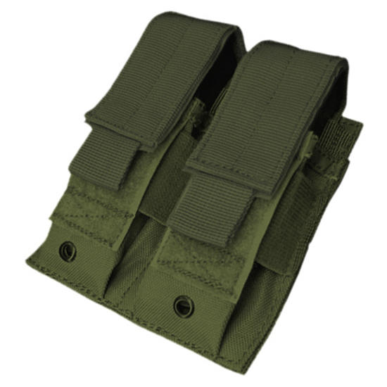 Condor Double Pistol Magazine Pouch Olive Drab