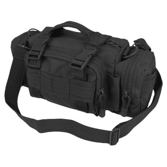 CONDOR 127-002 Modular Style Deployment Bag Black zVsQTxB