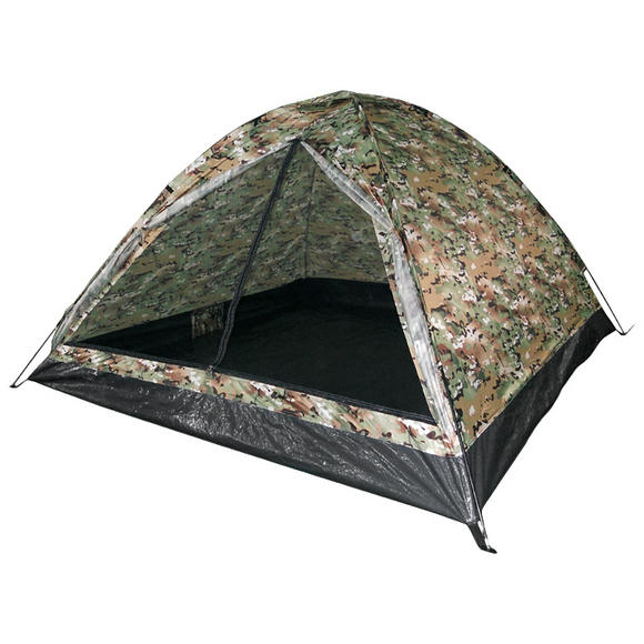 Mil-Tec Iglu Standard Two Man Tent Multitarn