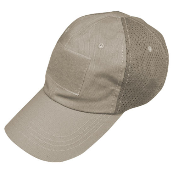 Condor Mesh Tactical Cap Coyote