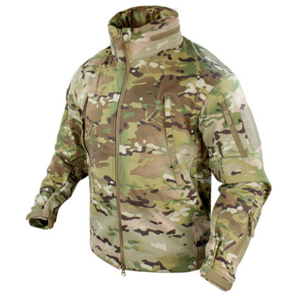 Condor Summit Soft Shell Jacket MultiCam