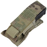 Condor Single Pistol Magazine Pouch MultiCam