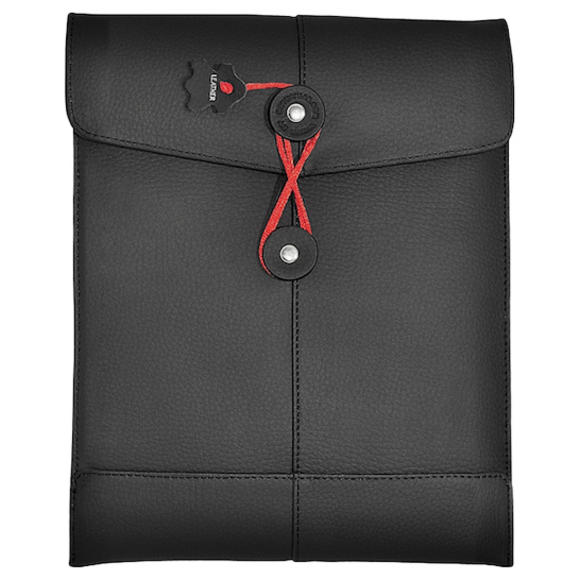 Civilian PadManila iPad Leather Sleeve Case Black