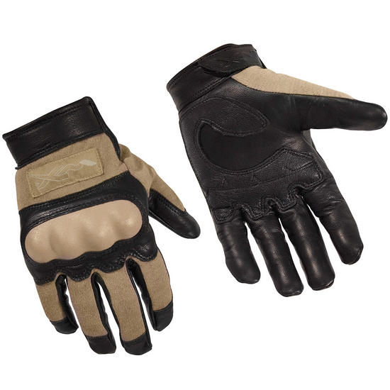 Wiley X CAG-1 Combat Assault Gloves Coyote