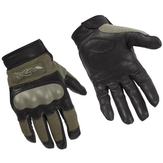 Wiley X CAG-1 Combat Assault Gloves Foliage Green