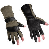 Wiley X Aries Flame Resistant Combat Gloves Foliage Green