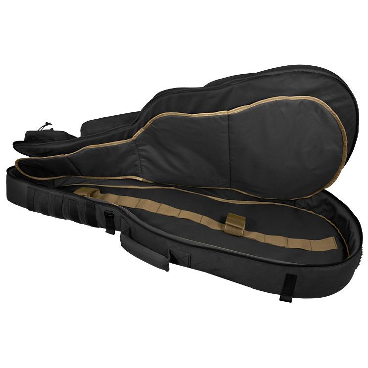 Guitar Shaped Gun Cases : hazard 4 battle axe guitar shaped padded rifle case black ~ Hamham.info Haus und Dekorationen