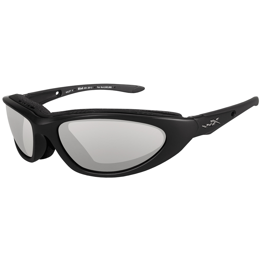 Matte Black Glasses Frame : WileyxBlink Glasses - Clear Lens / Matte Black Frame ...
