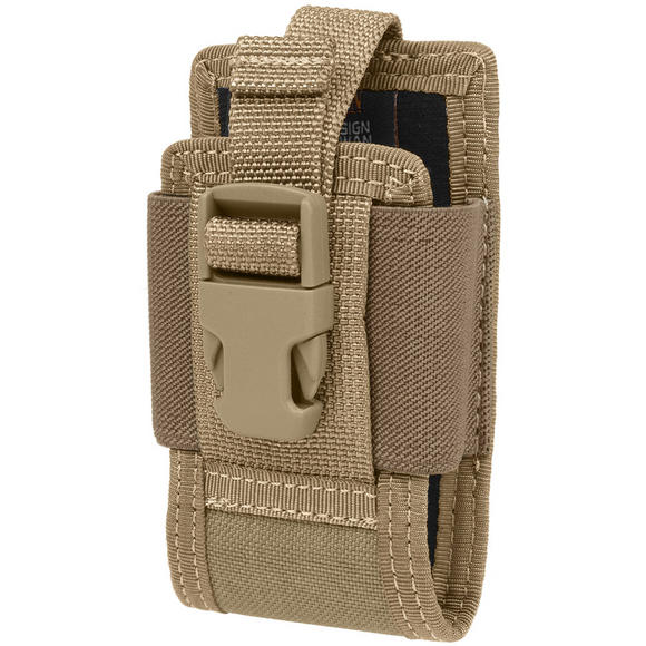 "Maxpedition 4.5"" Clip-On Phone Holster Khaki"