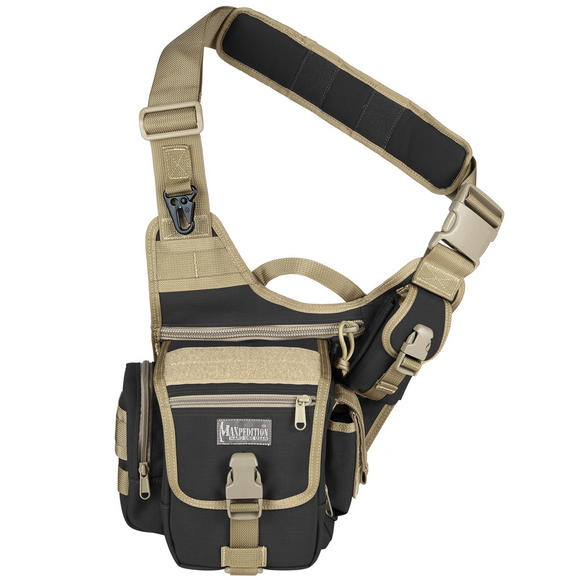 Maxpedition Fatboy Versipack Black Khaki