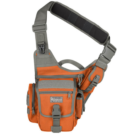 Maxpedition Fatboy Versipack Orange Foliage
