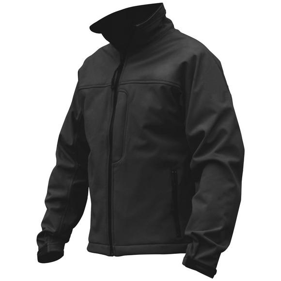 Highlander Odin Soft Shell Jacket Black