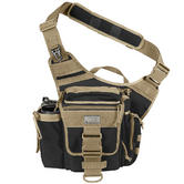 Maxpedition Jumbo Versipack Black Khaki