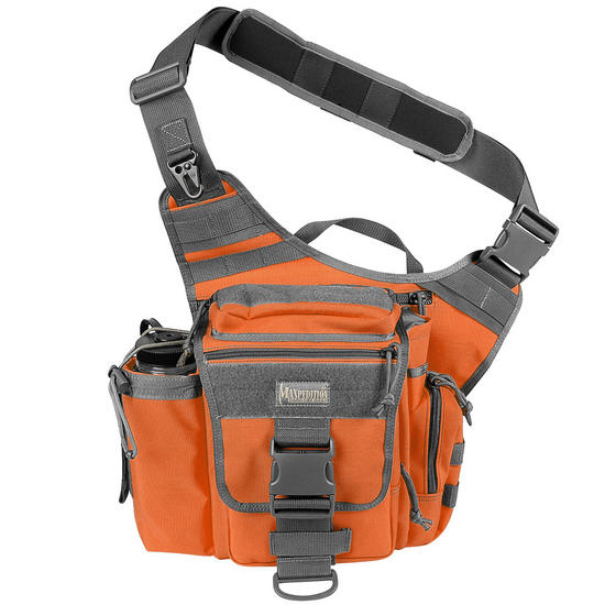 Maxpedition Jumbo Versipack Orange Foliage
