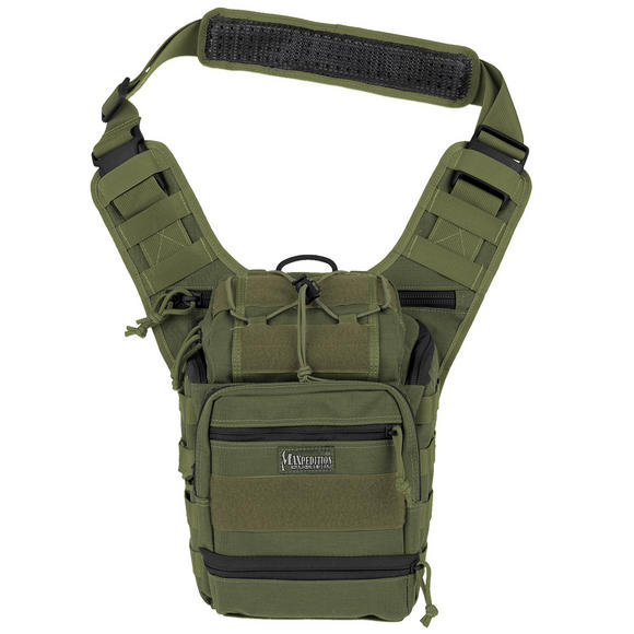 Maxpedition Colossus Versipack Green