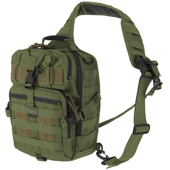 Maxpedition Malaga Gearslinger Green