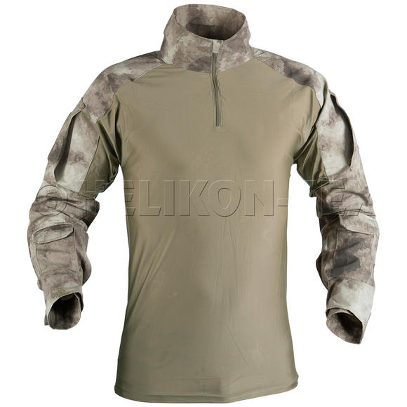 Helikon Combat Shirt with Elbow Pads A-TACS AU