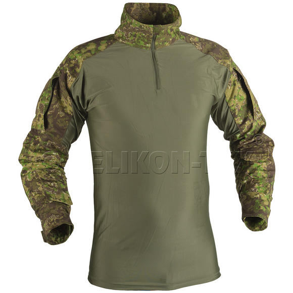 Helikon Combat Shirt with Elbow Pads PenCott GreenZone