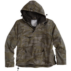Surplus Windbreaker Jacket Night Camo