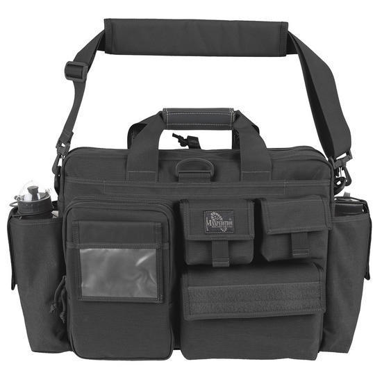 Maxpedition Aggressor Tactical Attache Black