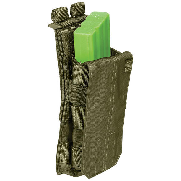 5.11 Single AR/G36 Bungee Cover Mag Pouch TAC OD