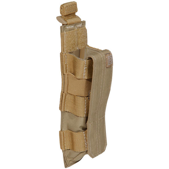 5.11 Single MP5 Bungee Cover Mag Pouch Sandstone