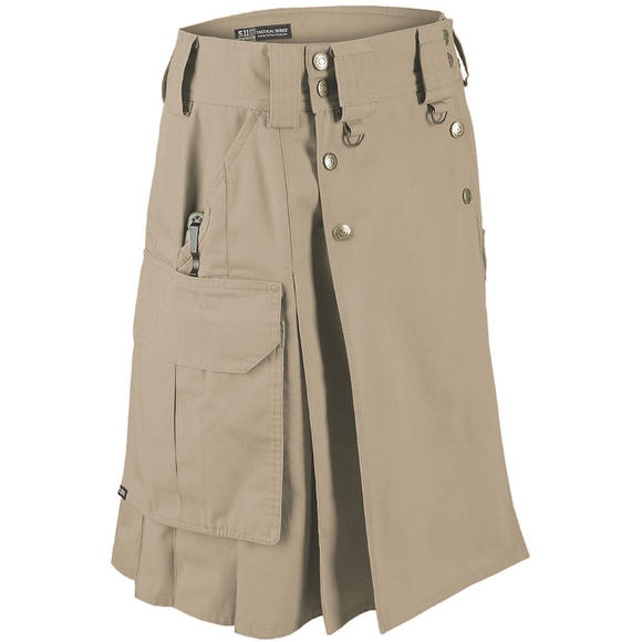 5.11 Tactical Duty Kilt TDU Khaki