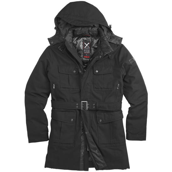 Surplus Xylontum Winter Coat Black