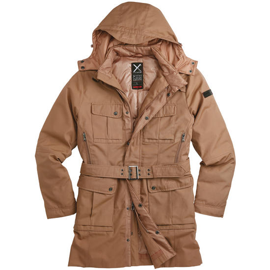 Surplus Xylontum Winter Coat Khaki