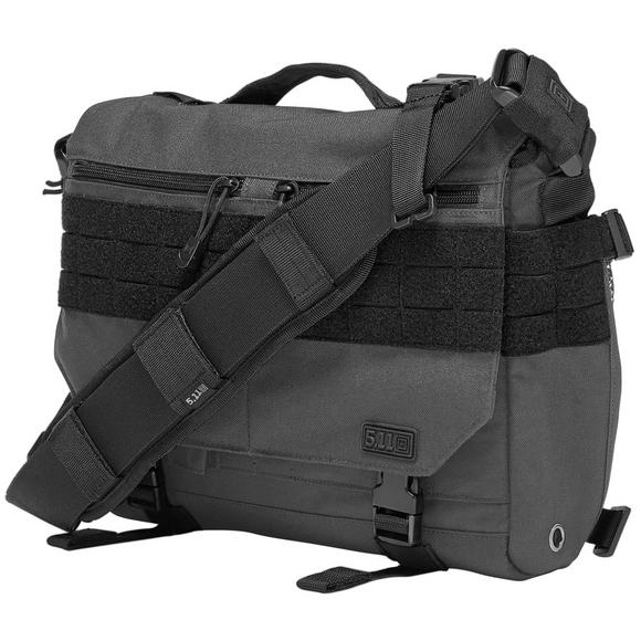5.11 Mike Class Rush Delivery Messenger Bag Double Tap