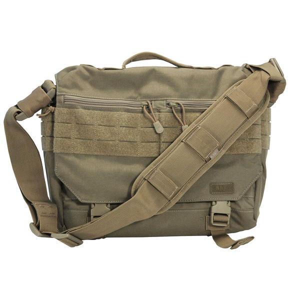 5.11 Mike Class Rush Delivery Messenger Bag Sandstone