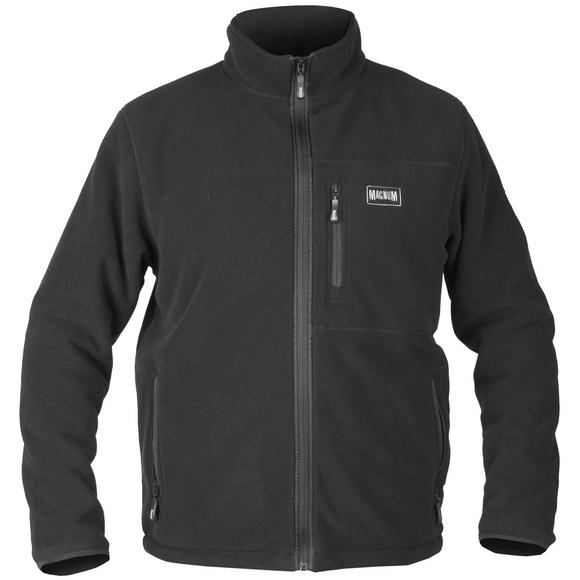 Magnum Polaris Lined Fleece Jacket Black