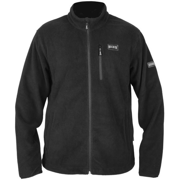 Magnum Horty Fleece Jacket Black