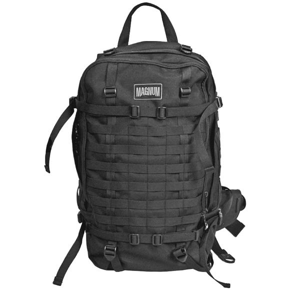 Magnum Tajga MOLLE Hydration Backpack Black