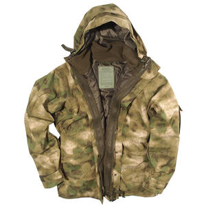 Mil-Tec ECWCS Jacket with Fleece A-TACS FG