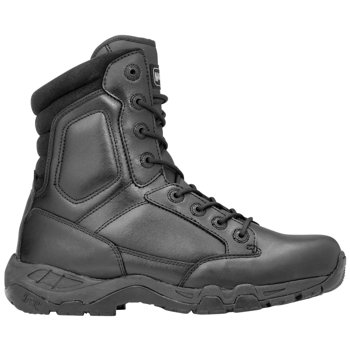 magnum viper pro 8 0 leather boots black
