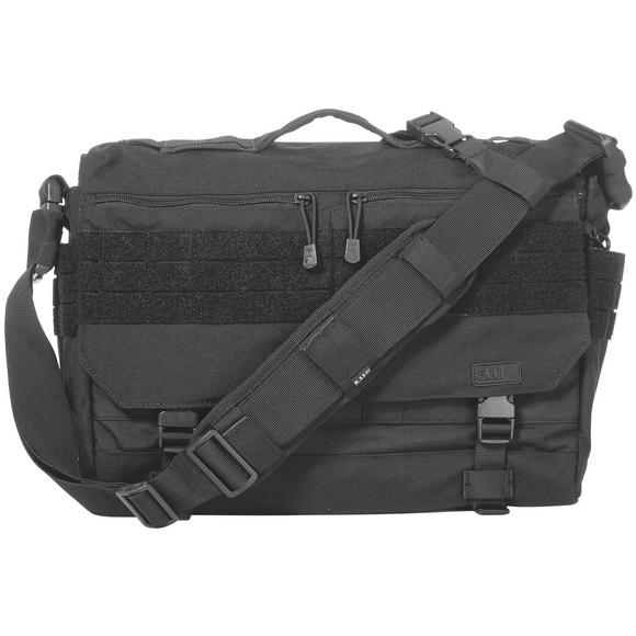 5.11 Rush Delivery Lima Messenger Bag Black