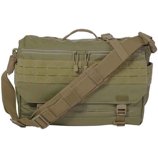5.11 Rush Delivery Lima Messenger Bag Sandstone