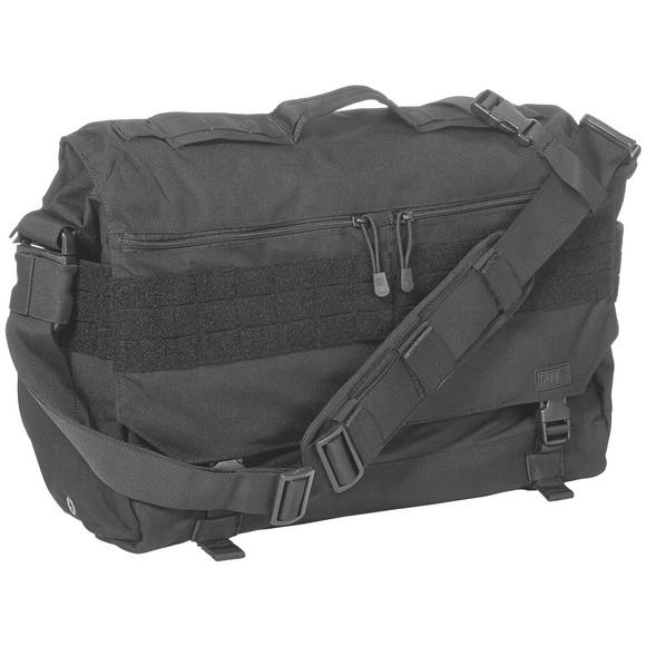 5.11 Rush Delivery X-Ray Messenger Bag Black