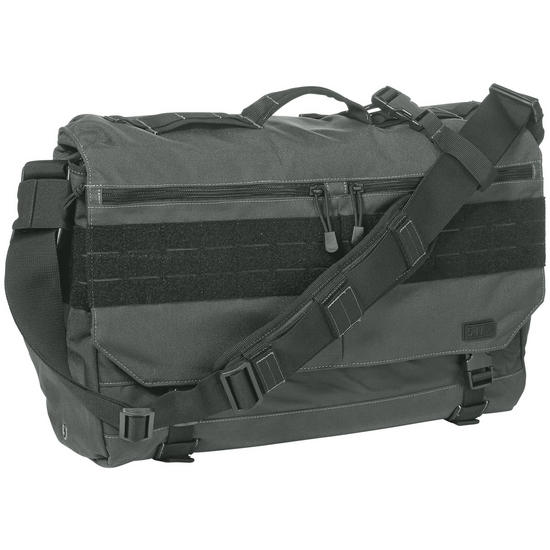 5.11 Rush Delivery X-Ray Messenger Bag Double Tap