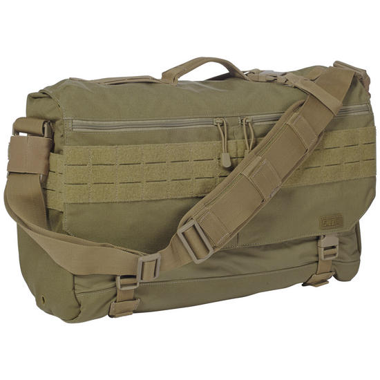 5.11 Rush Delivery X-Ray Messenger Bag Sandstone
